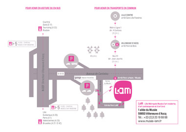 Lam lille m tropole mus e d 39 art moderne d 39 art contemporain et d 3 - Musee d art moderne villeneuve d ascq ...