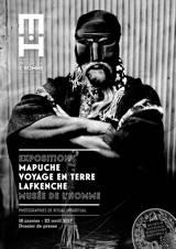 Mapuche Musée de l'Homme