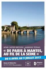 Expo Tézenas à Mantes (Bauret)