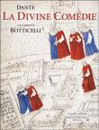 La Divine Comédie de Dante illustrée par Botticelli -