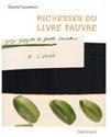 Richesses du livre pauvre - Daniel Leuwers